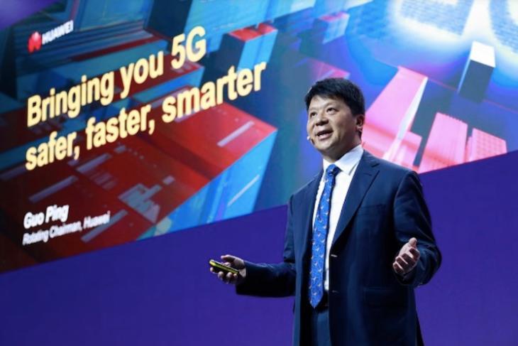 Huawei Chariman Ping