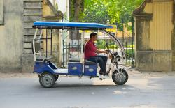India to Be Competitive in EV Prices by 2023