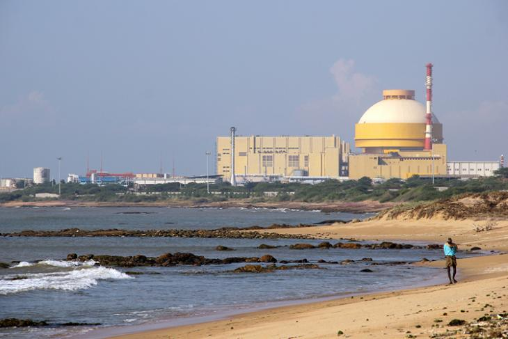 Kudankulam Nuclear Power Plant, Dtrack