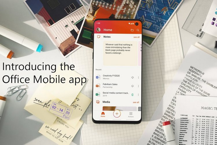 Image result for microsoft office mobile New