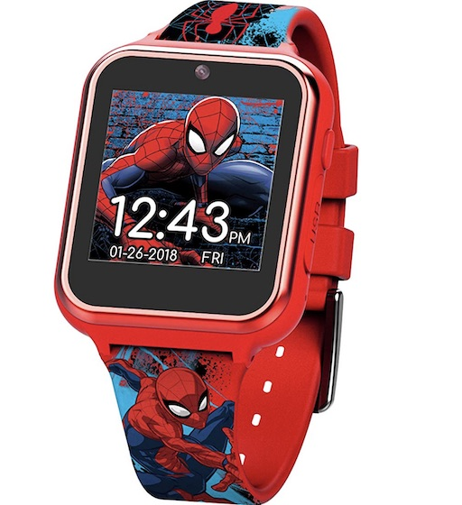 Marvel smartwatch for kids