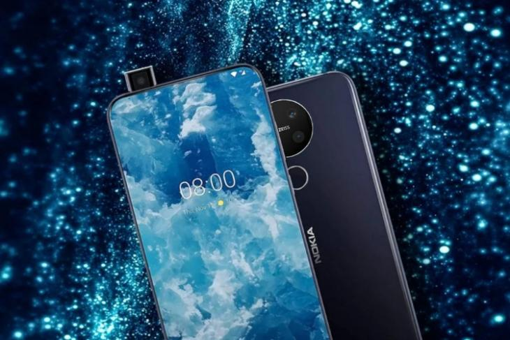 Nokia 8.2 concept render, expected to arrive at mwc 2020