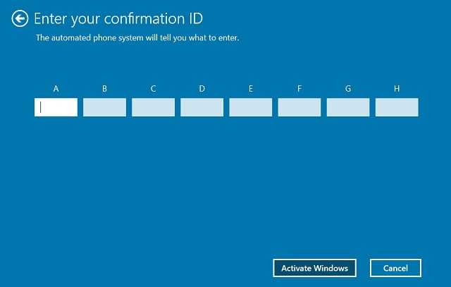 Re-activate Windows 10 License on New Machine 5