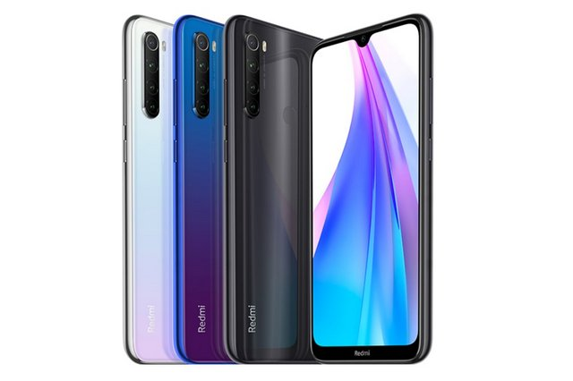 Redmi Note 8T With Quad-Cameras, NFC, Launched in Europe