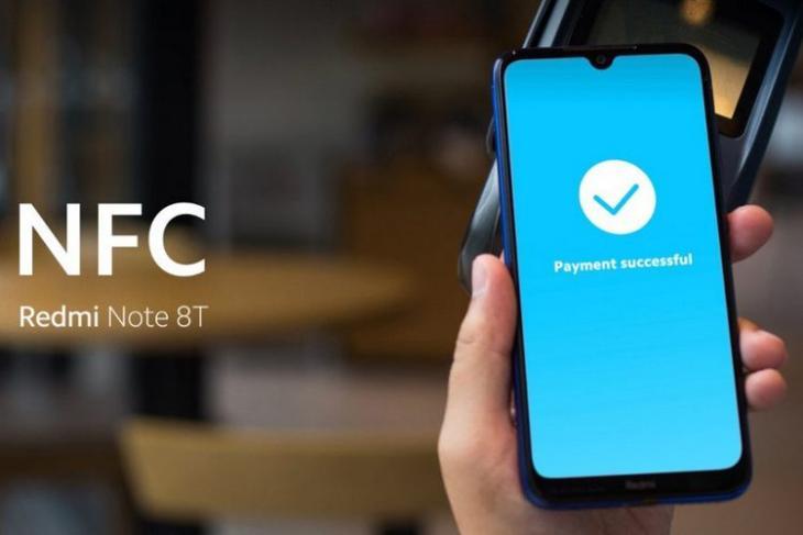 Redmi Note 8t website