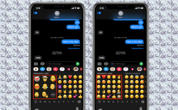 Remove Memoji Stickers from Keyboard on iPhone and iPad