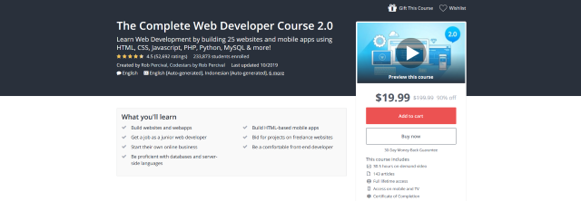 The-Complete-Web-Developer-Course-2.0