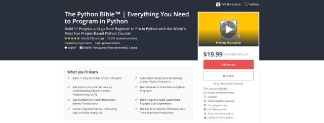 The-Python-Bible