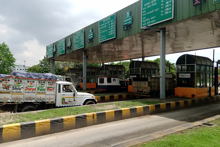 Toll Plaza shutterstock website