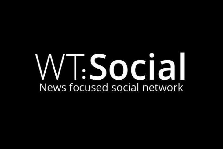 WT Social website