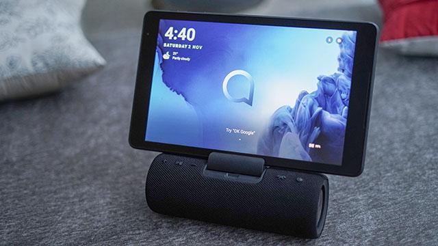 Alcatel 3T10 Is a Feature Rich Tablet Plus Smart Home Hub