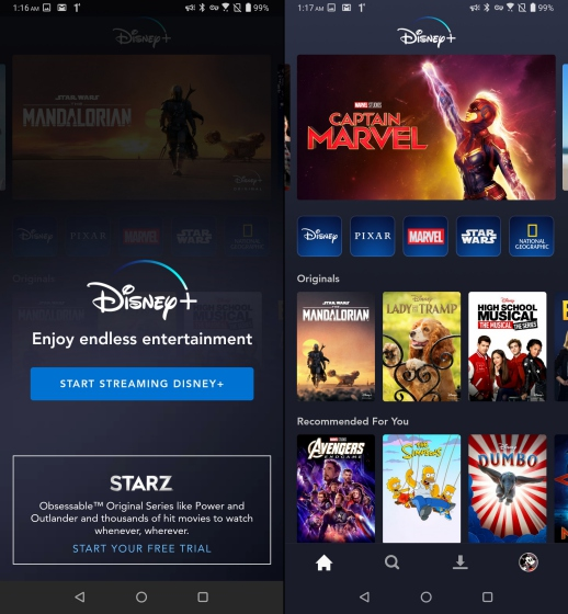 how to use disney+ in india