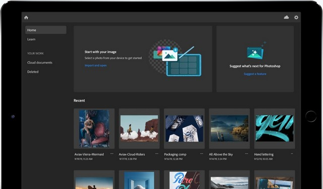 Adobe Photoshop Finally Lands on iPads With Full PSD Support, Layers and More
