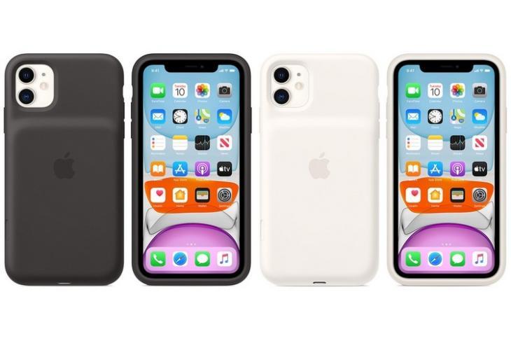 iPhone 11 Smart Battery Cases website
