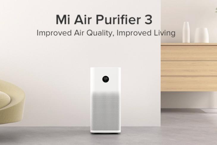 mi air purifier 3 launched