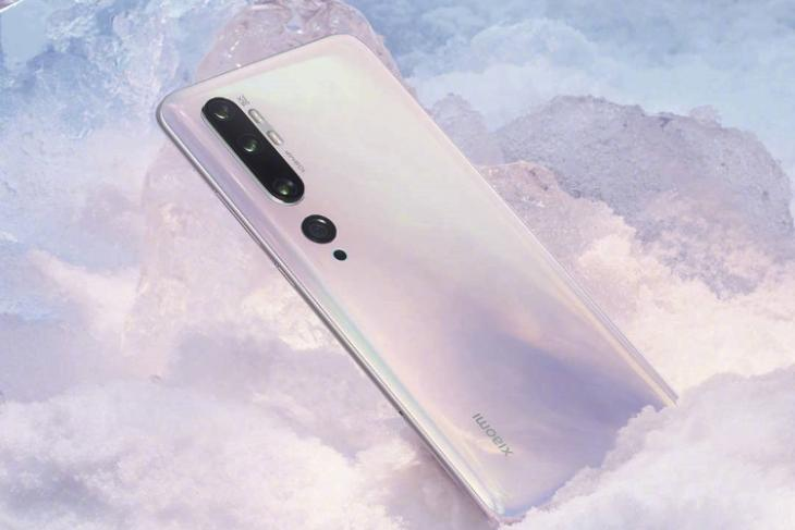 mi cc9 pro launched in China