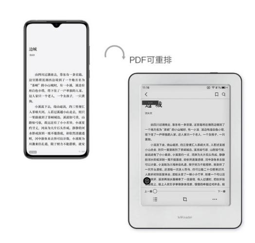 xiaomi mi reader new