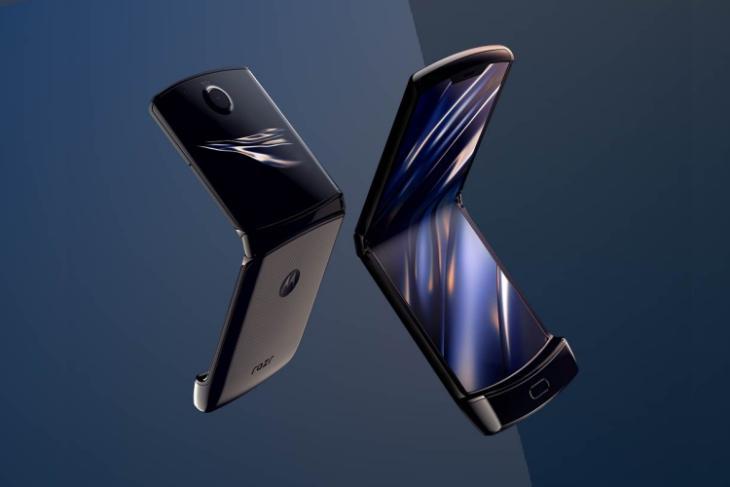 Motorola re-enters premium segment in 2020 with snapdragon 865 - motorola razr is coming to india