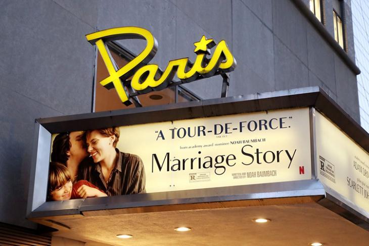 netflix paris theatre