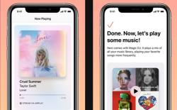 next music app