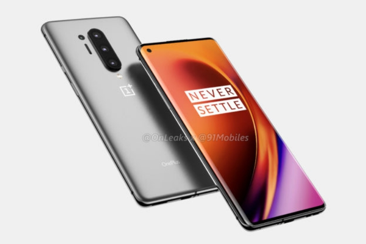OnePlus 8 Pro to have 120Hz Fluid AMOLED Display