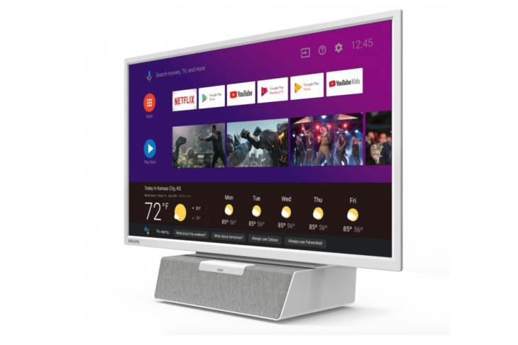 philips 24 inch android tv kitchen featured