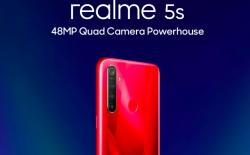 realme 5s launching in india on November 20