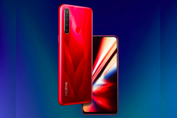 realme 5s with 48MP camera launched in India