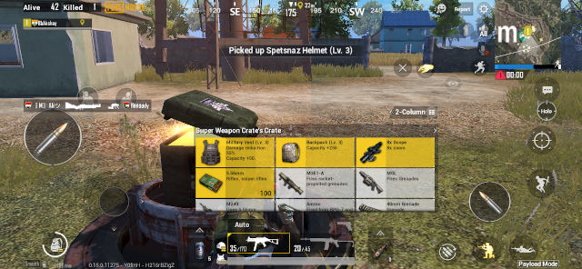 Best PUBG Mobile Payload Mode Tips to Get that Chicken Dinner