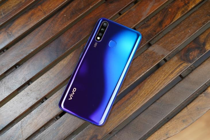 vivo U20 launched in India with Snapdragon 675, triple cameras