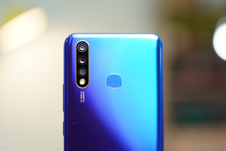 vivo U20 triple camera setup