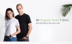 xiaomi launches mi organic t-shirt in India