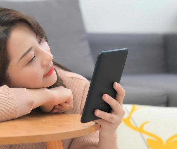 xiaomi mi reader design
