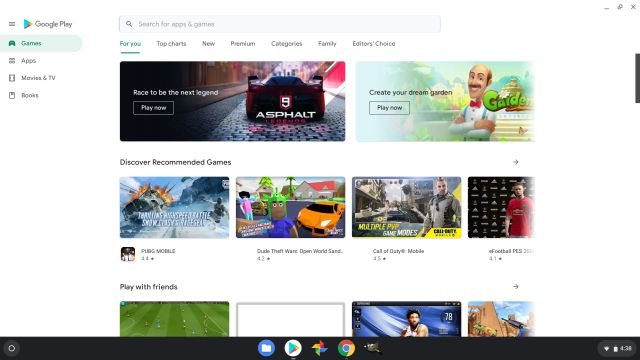 12. Enable Android Apps Best Chrome OS Tips and Tricks