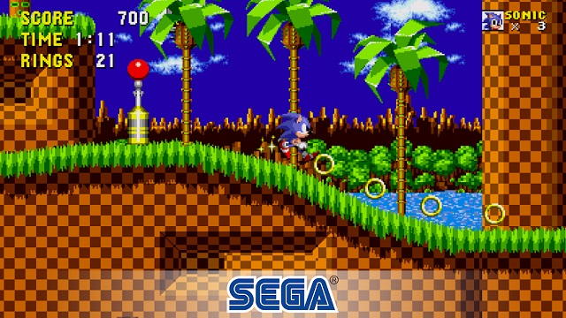 12. Sonic the Hedgehog™ Classic Best Chromebook Games