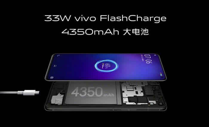 vivo x30 battery