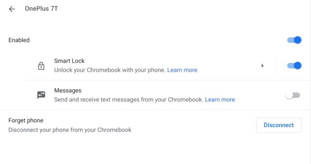 17. Add your Android Device Best Chrome OS Tips and Tricks