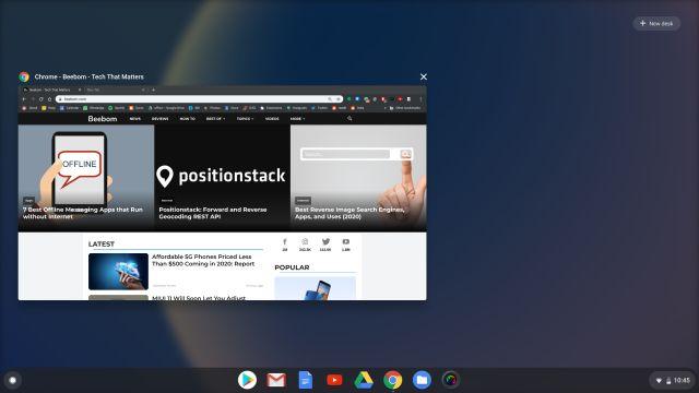 6. Navigate Chrome OS Through Gestures Best Chrome OS Tips and Tricks