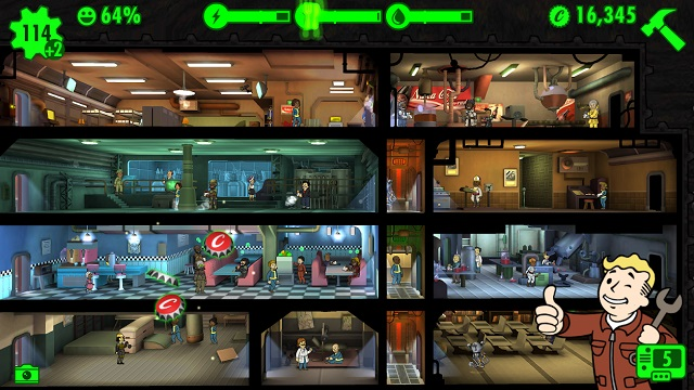 4. Fallout Shelter Best Chromebook Games