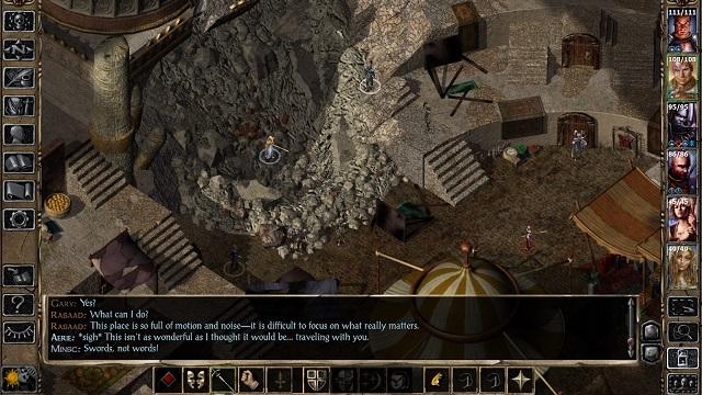 5. Baldur's Gate II