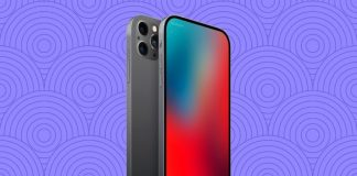 Apple patent shows off 2020 iphone with fullscreen display, no notch