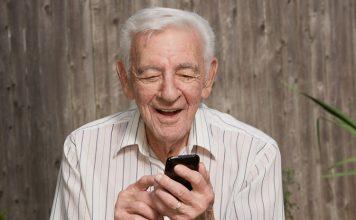 Baldphone Is an Open-Source Launcher for Elderly People