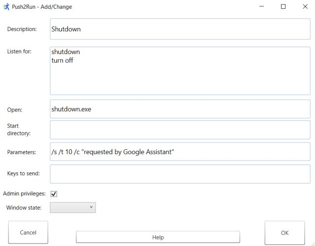 Control Your PC with Google Assistant 5