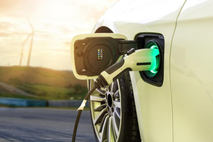 Electric Car Charging shutterstock website