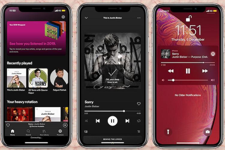 How to Use Spotify's Sleep Timer on iPhone and iPad