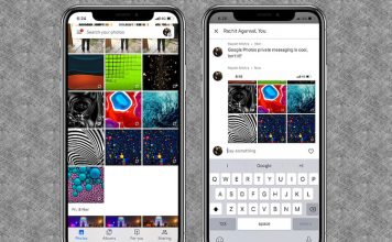 How to Share Media in Google Photos Using Direct Messaging
