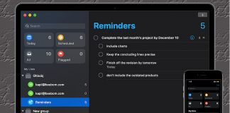 How to Make Subtasks in Reminders on iOS 13 and macOS Catalina