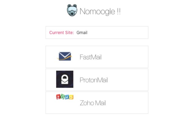 Gmail alternatigve