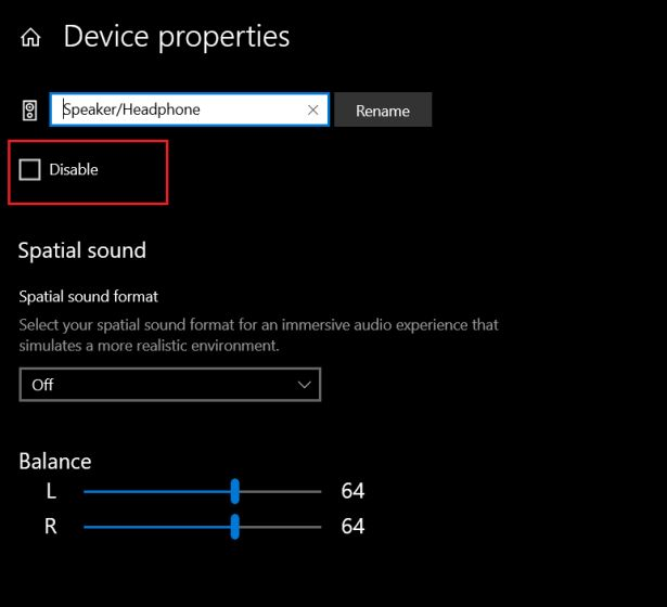 Headphones Not Working on Windows 10 2