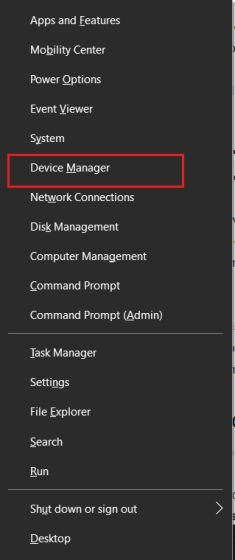 Headphones Not Detecting on Windows 10
